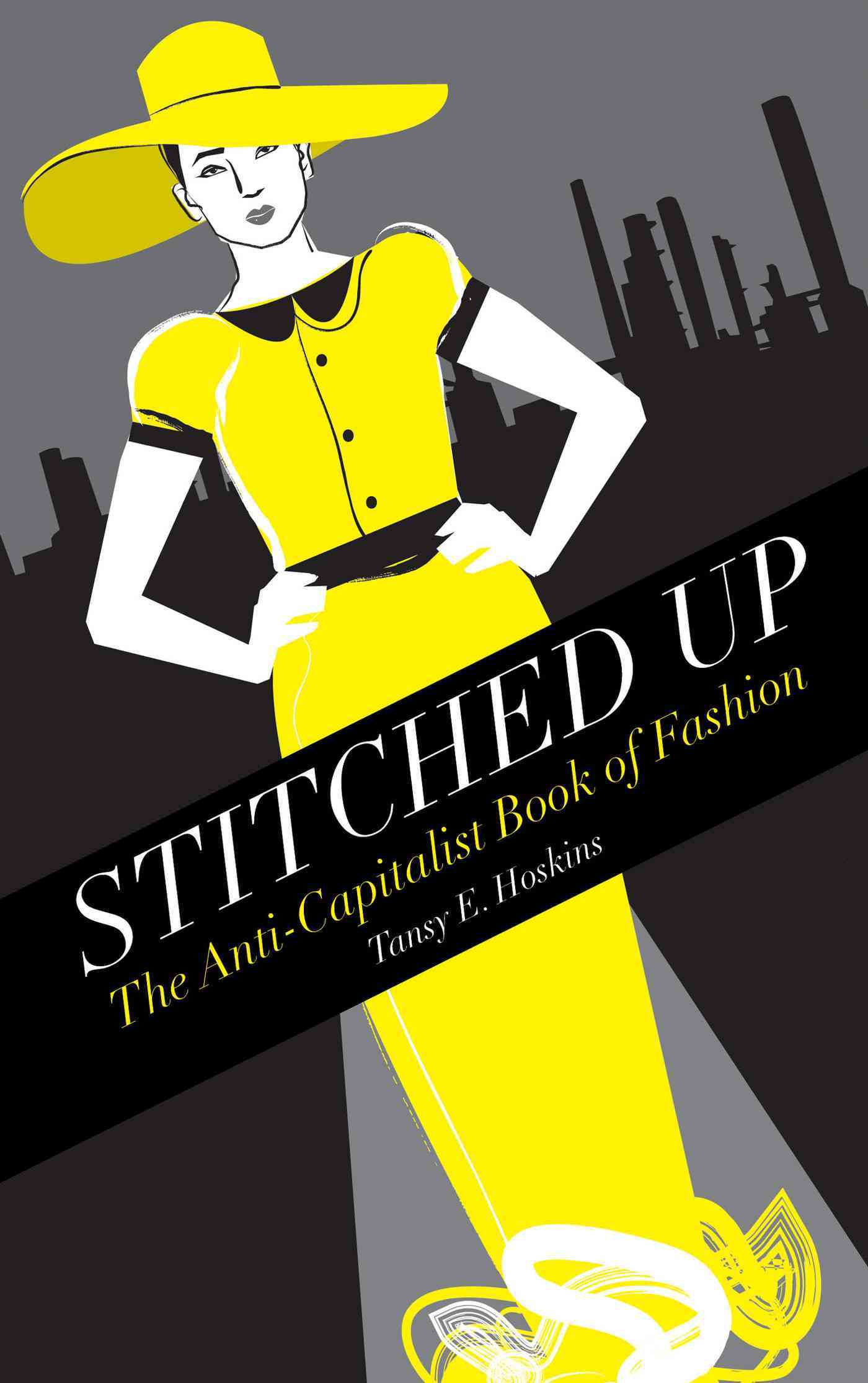 Stitched Up By Hoskins, Tansy E.