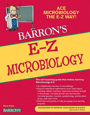 E-Z Microbiology By Kratz, Rene